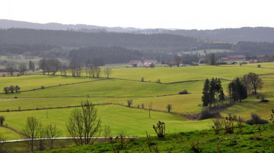 Aux environs du Russey - Doubs - Novembre 2015