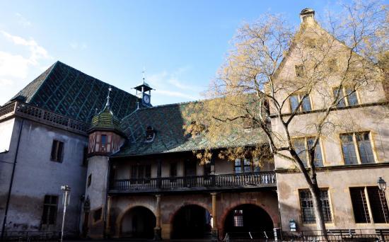 Colmar - Haut-Rhin - Janvier 2016