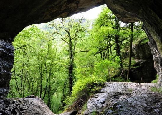 La grotte des faux monnayeurs - Doubs - Mai 2016