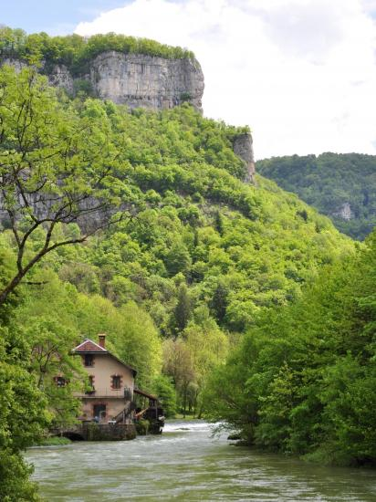 La Loue - Doubs - Mai 2016