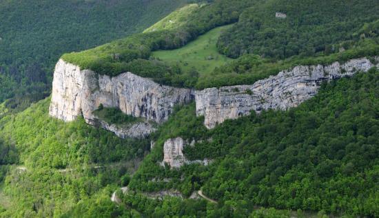 Belvédère de Renédale - Doubs - Mai 2016