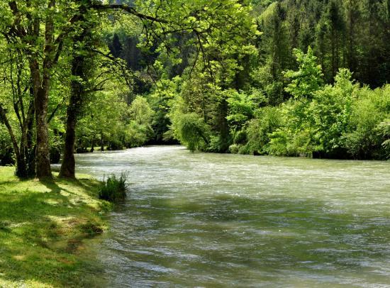 Vallée de la haute Loue - Doubs - Mai 2016