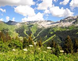 Domaine de Flaine - Haute-Savoie - Juillet 2016