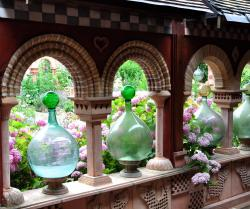 Les jardins secrets de Vaulx - Haute-Savoie - Juillet 2016
