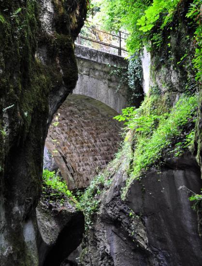Gorges du Fier - Haute-Savoie - Juillet 2016
