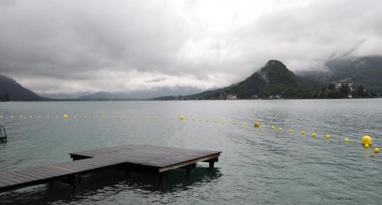 Lac d'Annecy - haute-Savoie - Juillet 2016