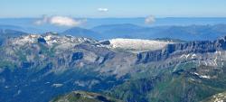Panorama depuis l'aiguille du midi - Haute-Savoie - Juillet 2016