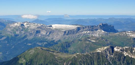 Aiguille du midi - Haute-Savoie - Juillet 2016
