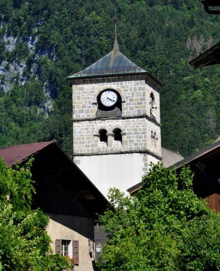 Samoëns - Haute-Savoie - Juillet 2016