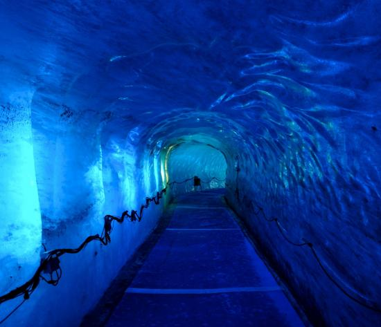 Mer de glace - Haute-Savoie - Juillet 2016