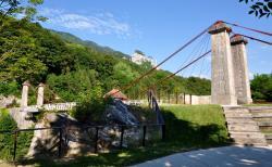 Pont de l'abîme - Haute-Savoie - Juillet 2016