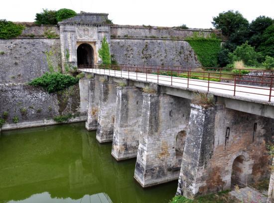 Citadelle de Ch^teau d'Oléron - Charente maritime - Juillet 2016