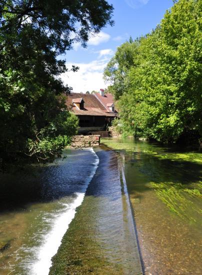 Pesmes - Haute-Saône - Août 2016