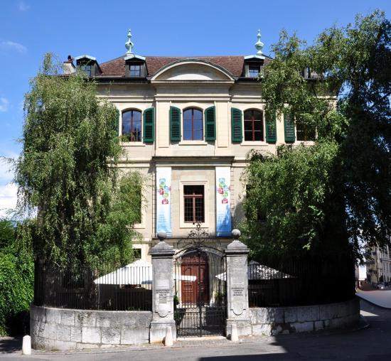 Genève - Suisse - Août 2016