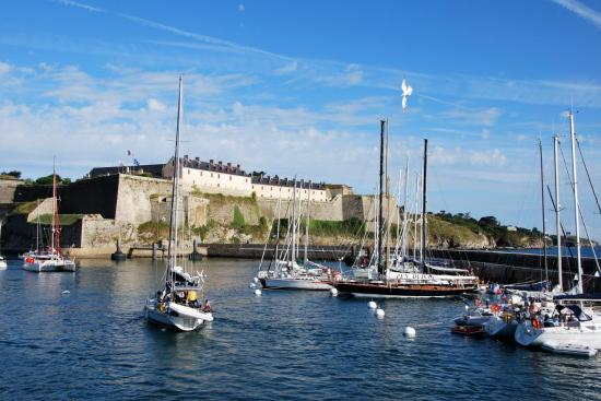Belle île en Mer - Morbihan - Juillet 2009