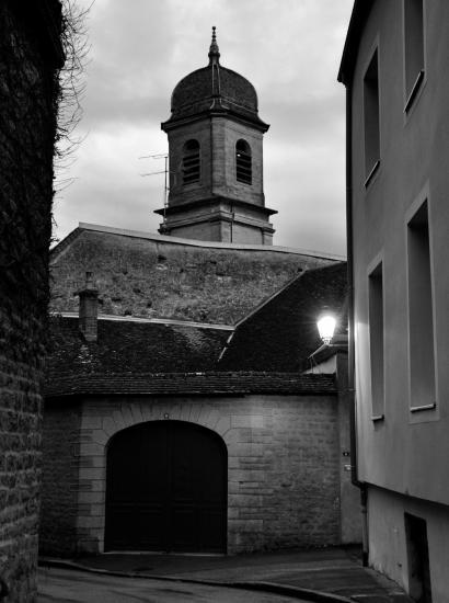 Poligny - Jura - Octobre 2016