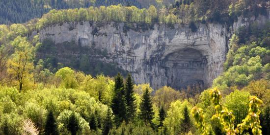 Grotte Sarrazine - Doubs - Avril 2017