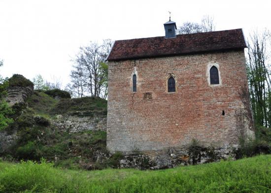 Montjoie-Le-Château - Doubs - Avril 2017