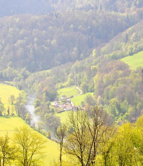 Vaufrey - Doubs - Avril 2017