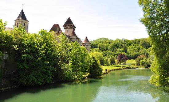 Château de Cléron - Doubs - Mai 2017