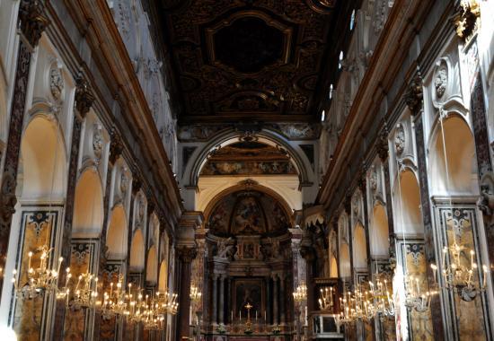 Eglise d'Amalfi - Campanie - Italie - Juillet 2017