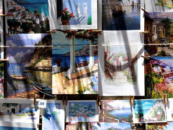 Positano - Italie - Juillet 2017