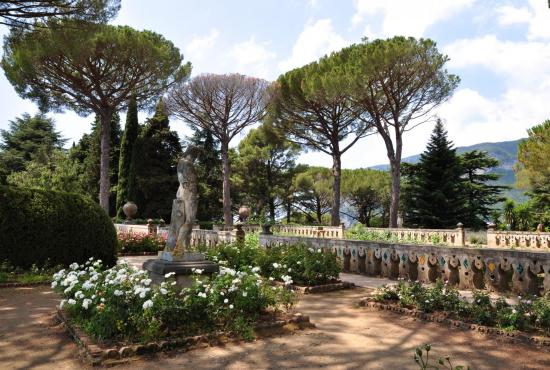 Villa Cimbrone à ravello - Italie - Juillet 2017