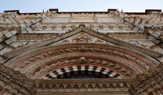Sienne en Toscane - Juillet 2017