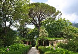 Villa Cimbrone - Campanie - Juillet 2017