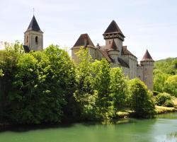 Château de Cléron - Doubs - Avril 2017