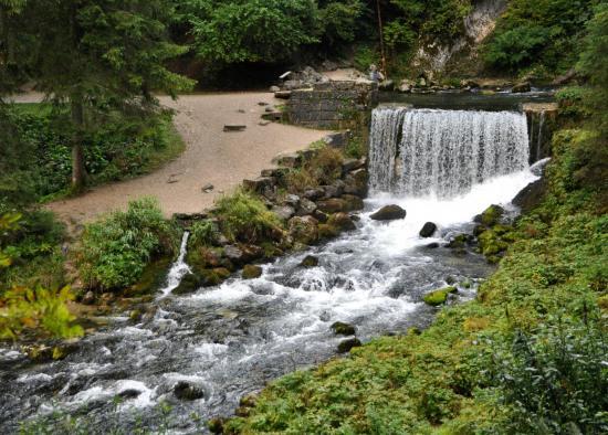 Source du Doubs - Août 2017
