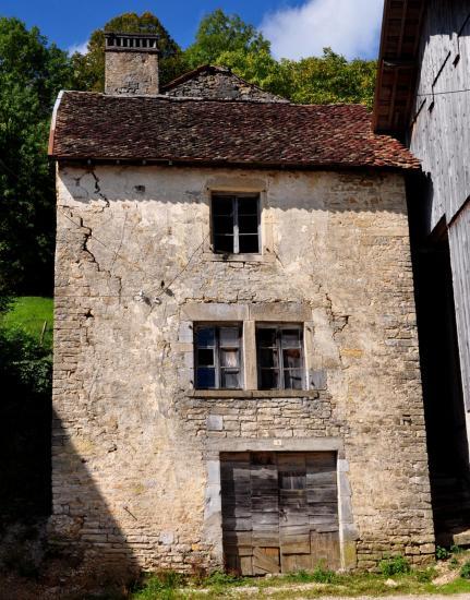 Belvoir - Doubs - Septembre 2017