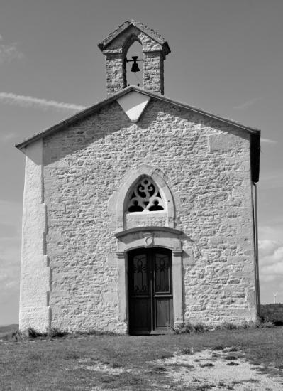 Chapelle Saint-Anne - Doubs - Septembre 2017