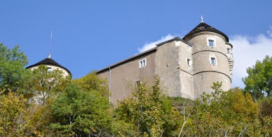 Château de Belvoir - Doubs - Septembre 2017