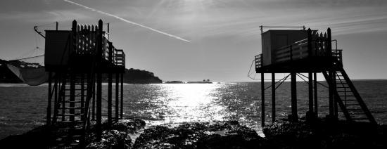 Sentiers des douaniers à Saint-Palais-sur-Mer - Charente Maritime - Octobre 2017
