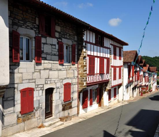 La Bastide-Clairence - Juillet 2018