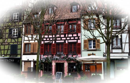 Ville de Strasbourg - Bas Rhin - Décembre 2013