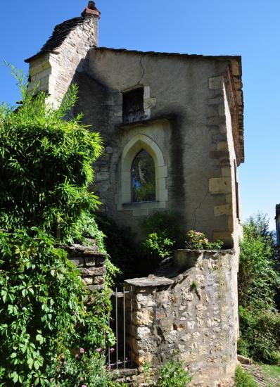 Cordes-Sur-Ciel dans le Tarn