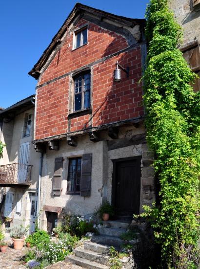 Najac - Aveyron - Juillet 2018