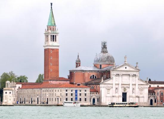 Venise depuis la place Saint Marc - Vénétie - Avril 2014