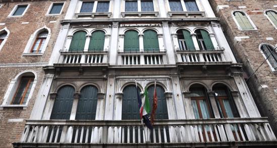 Ville de Venise - Vénétie - Avril 2014