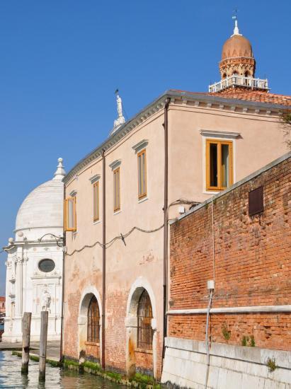 Cimetière Saint Michel à Venise - Vénétie - Avril 2014