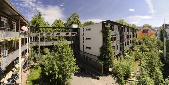 Ecoquartier Fribourg-en-Brisgau