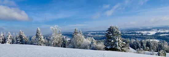 Le Peu - Charquemont - Janvier 2021