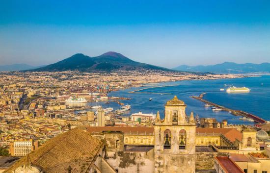 Naples - Campanie - Juillet 2017