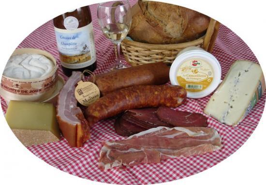 Specialites de Franche Comte